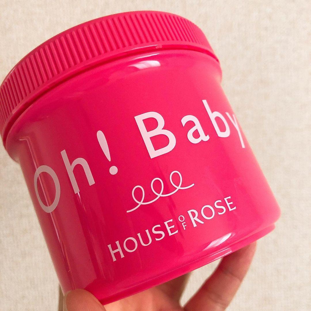 HOUSE OF ROSE(ハウスオブローゼ) オーベイビー ボディ スムーザーに関するぽんずさんの口コミ画像1