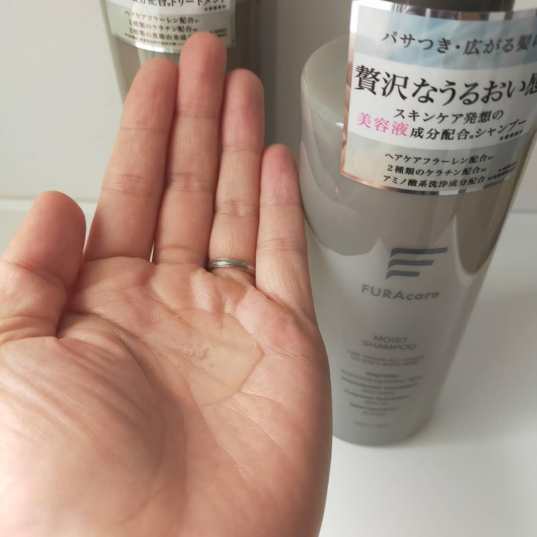 FURAcare(フラケア) モイストシャンプーの良い点・メリットに関するyosakuotomisanさんの口コミ画像3