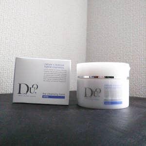 DUO(デュオ) ザ クレンジングバーム ホワイトの良い点・メリットに関するうにこさんの口コミ画像1