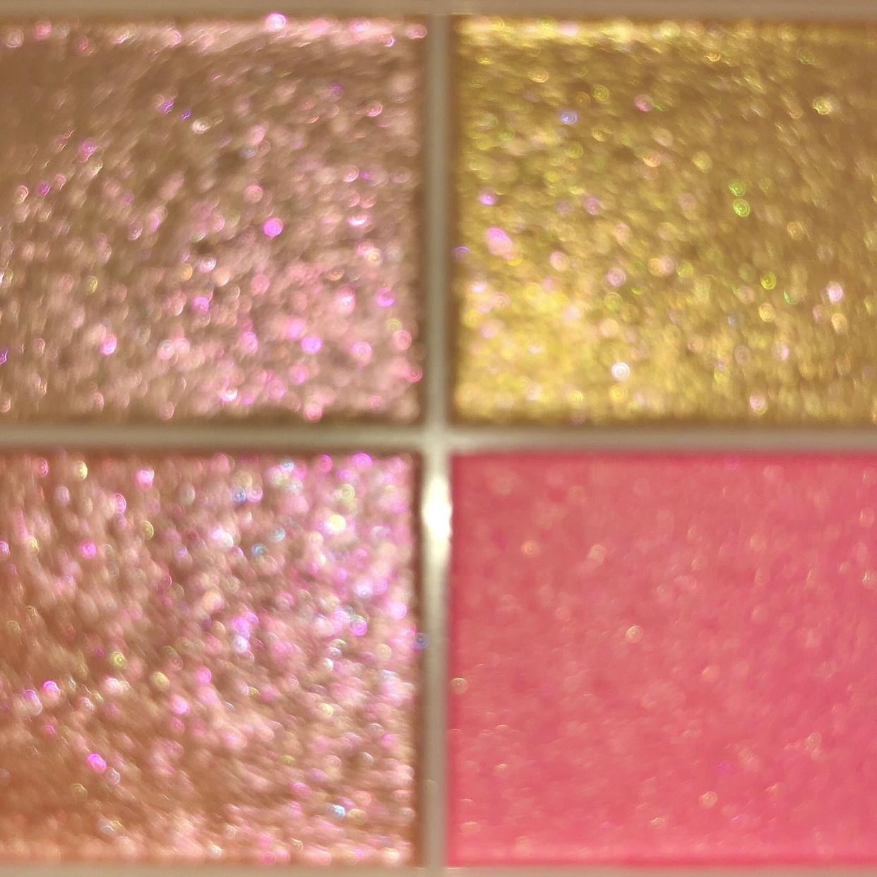 iroasobi(イロアソビ) 4色アイパレットを使ったRukapiさんのクチコミ画像3