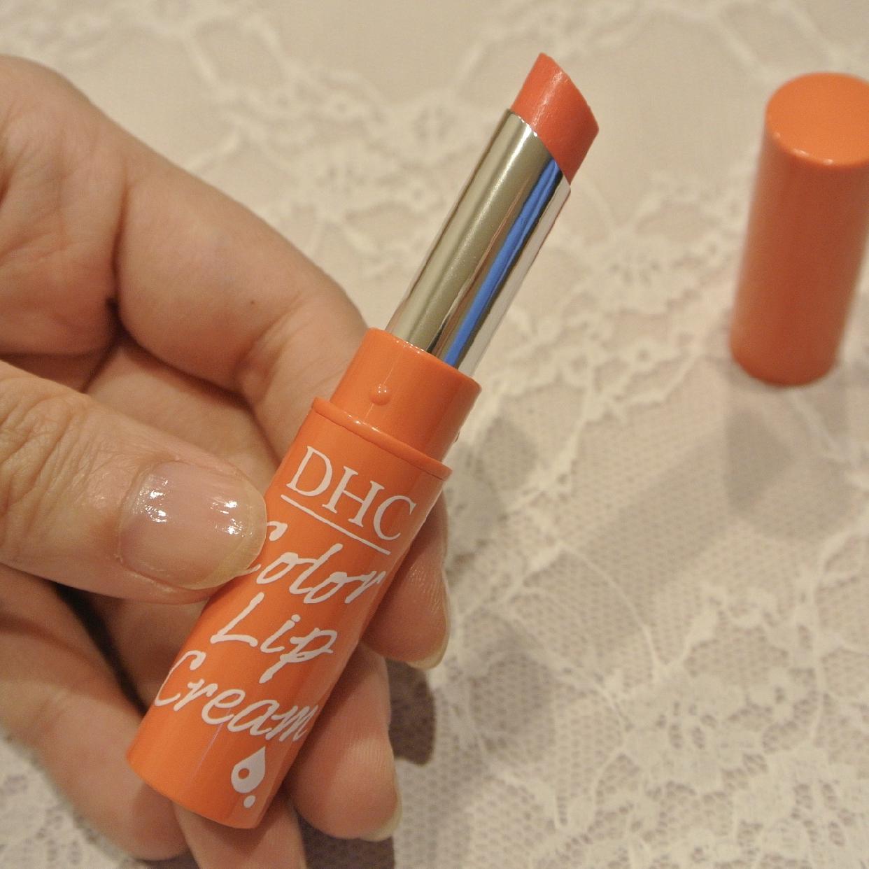 DHC(ディーエイチシー) 濃密うるみ カラーリップクリームを使ったゆあさんのクチコミ画像2