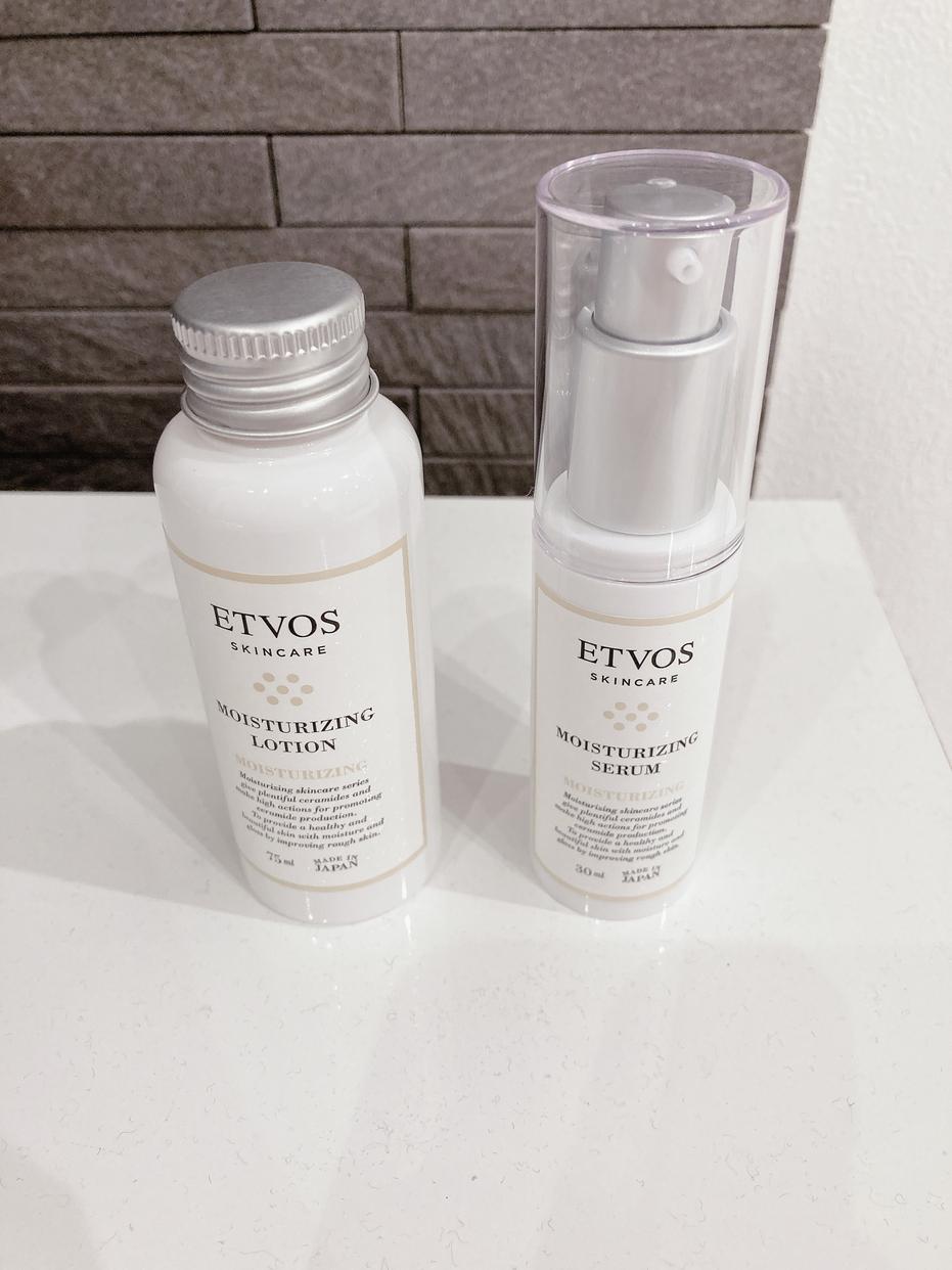 ETVOS(エトヴォス) モイスチャライジングローションを使ったchiiimama33さんのクチコミ画像1