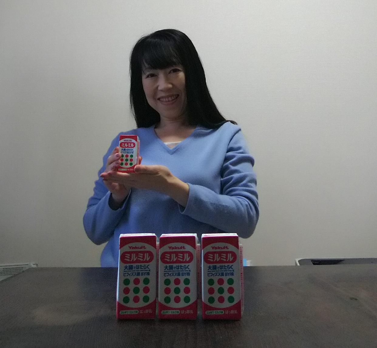 Yakult(ヤクルト) ミルミルを使った東 洋美さんのクチコミ画像