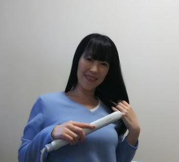 Panasonic(パナソニック)ストレートアイロン ナノケアを使った東 洋美さんのクチコミ画像1