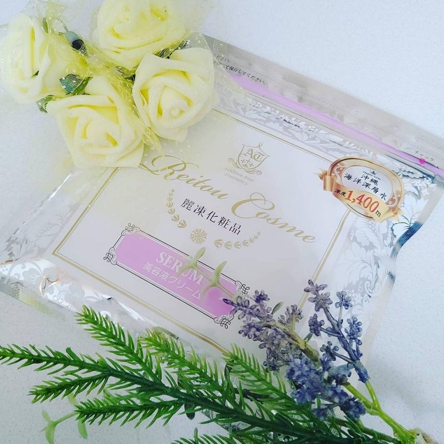 麗凍化粧品(Reitou Cosme) 美容液クリームを使ったまおぽこさんのクチコミ画像1