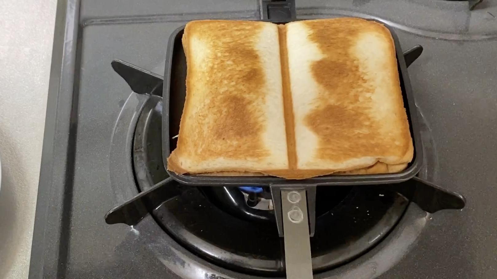Baw Loo(バウルー)サンドイッチトースター・ダブル XBW02を使ったHararieさんのクチコミ画像2