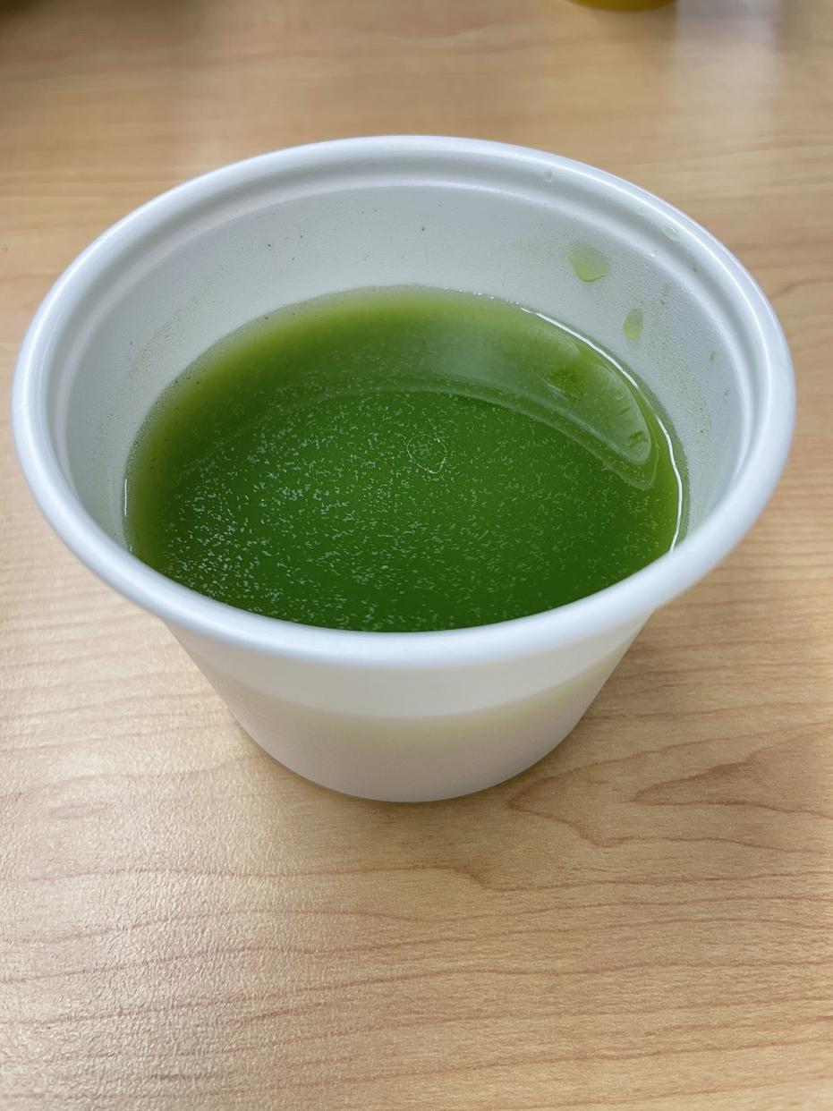 日本薬健金の青汁 25種の純国産野菜 乳酸菌×酵素を使ったかわいげんきさんのクチコミ画像4