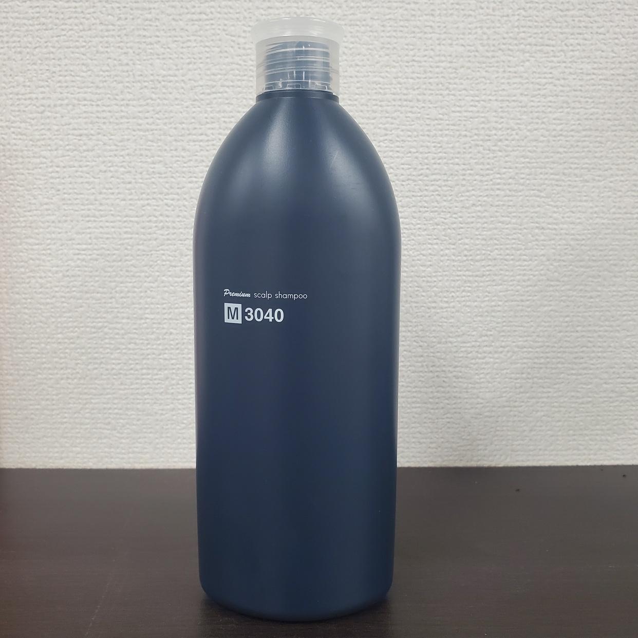 M3040プレミアムスカルプシャンプーを使った吉野 裕太さんのクチコミ画像
