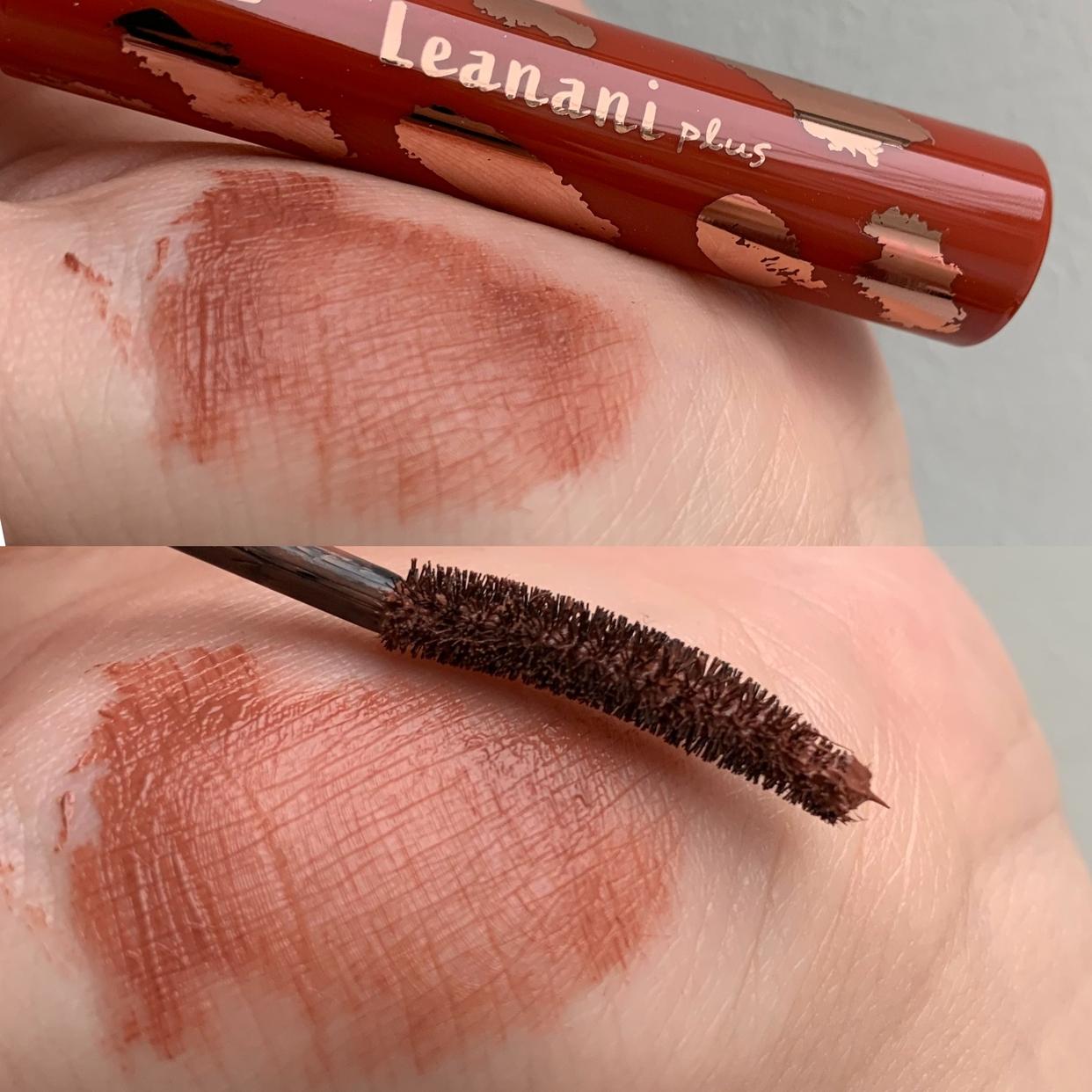 Leanani plus(レアナニ プラス) エクストラカール ロングマスカラを使ったきょうさんのクチコミ画像2