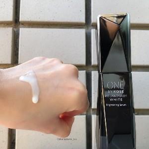 ONE BY KOSÉ(ワン バイ コーセー) メラノショット ホワイトを使ったMaruさんのクチコミ画像2