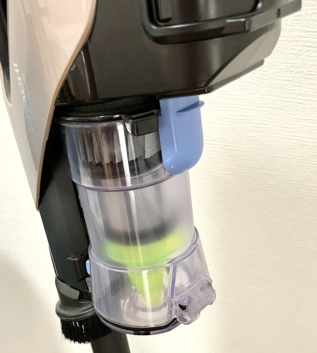 日立(HITACHI)パワーブーストサイクロン PV-BH900Gを使ったreiさんのクチコミ画像2