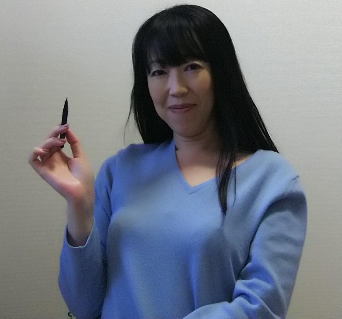K-Palette(K-パレット)リアルラスティングアイライナー24hWPを使った東 洋美さんのクチコミ画像1