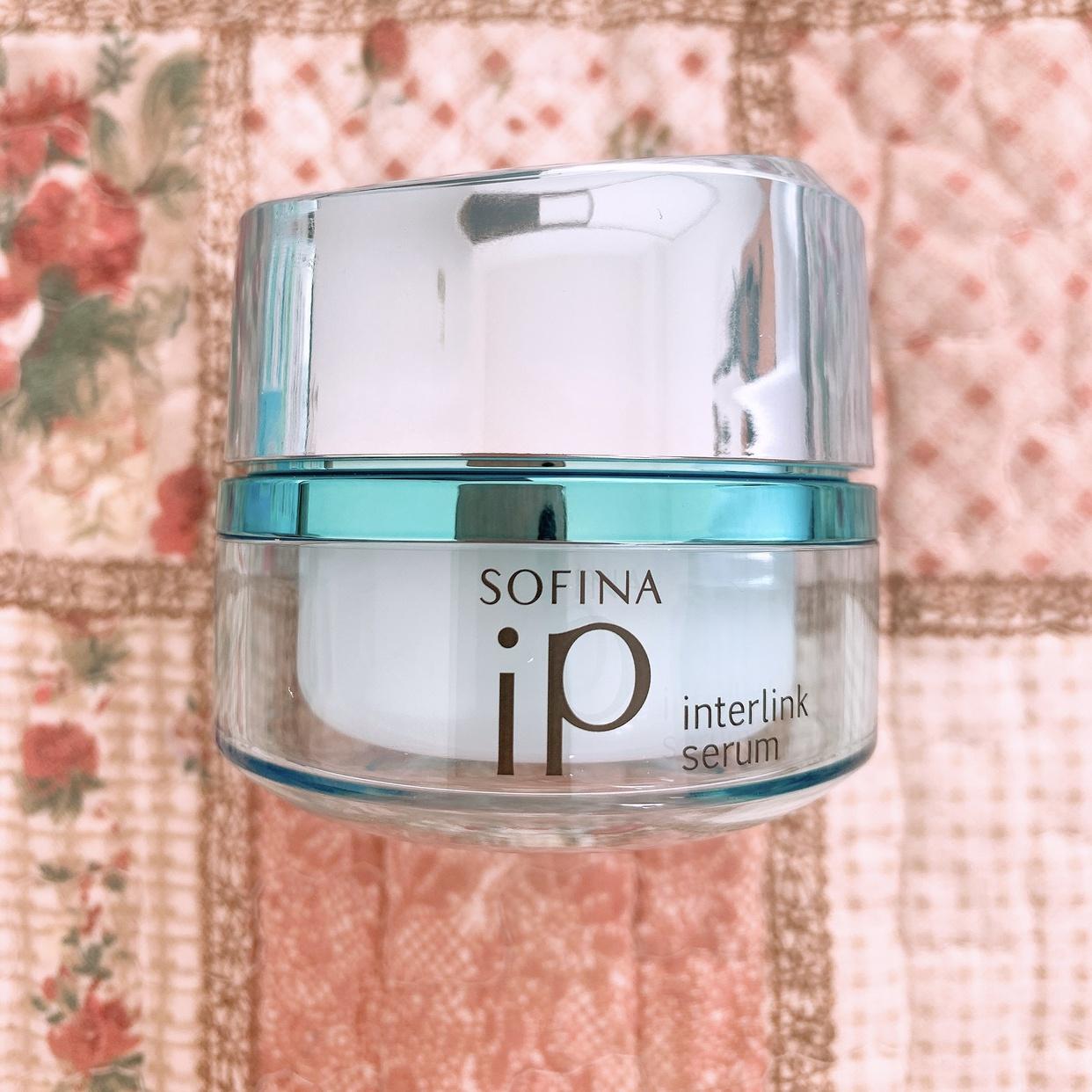 SOFINA  iP(ソフィーナ アイピー) インターリンクセラム 毛穴の目立たない澄んだうるおい肌へを使ったまりたそさんのクチコミ画像2