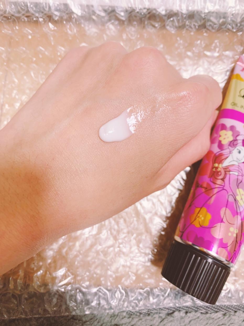 Dear Flora(ディアフローラ) オイルイン ハンド&ネイルクリームを使ったzawaさんさんのクチコミ画像1