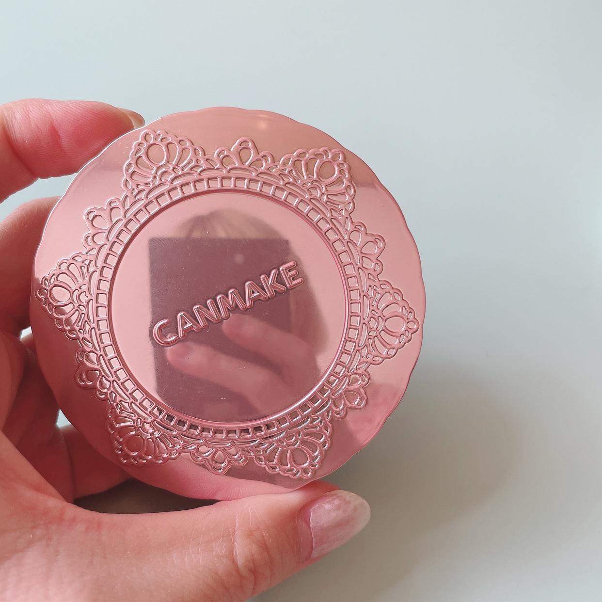 CANMAKE(キャンメイク)トランスペアレントフィニッシュパウダーを使ったさーなさんのクチコミ画像2