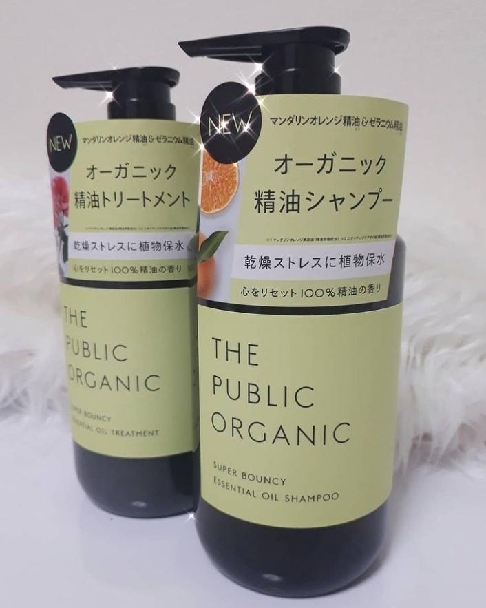 THE PUBLIC ORGANIC(ザ パブリック オーガニック)スーパーバウンシー DM シャンプーを使ったNorikoさんのクチコミ画像