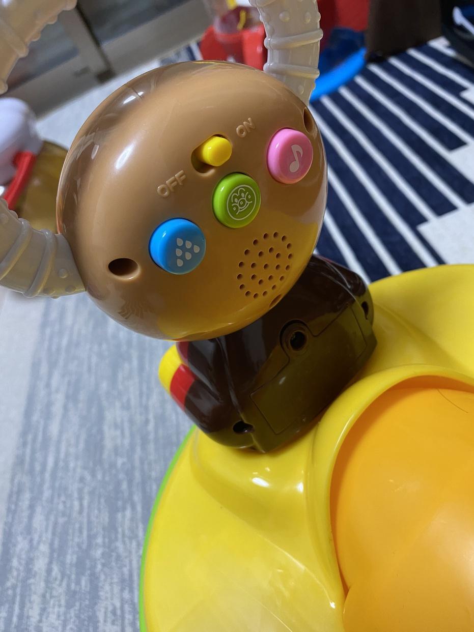 PINOCCHIO(ピノチオ)アンパンマン 6WAYおまる おしゃべり・メロディ付きを使ったkimiさんのクチコミ画像3