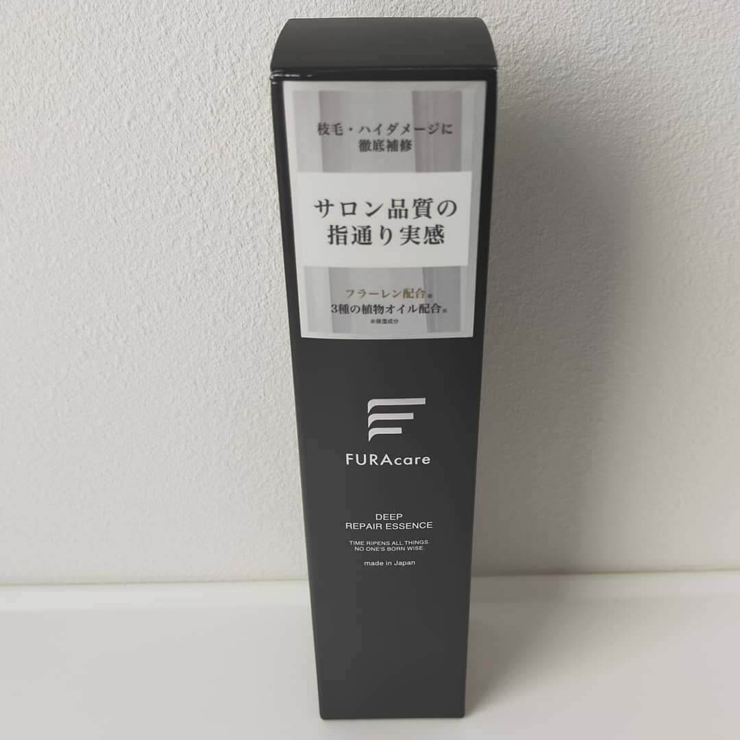 FURAcare(フラケア) ディープリペアエッセンスを使ったyosakuotomisanさんのクチコミ画像3