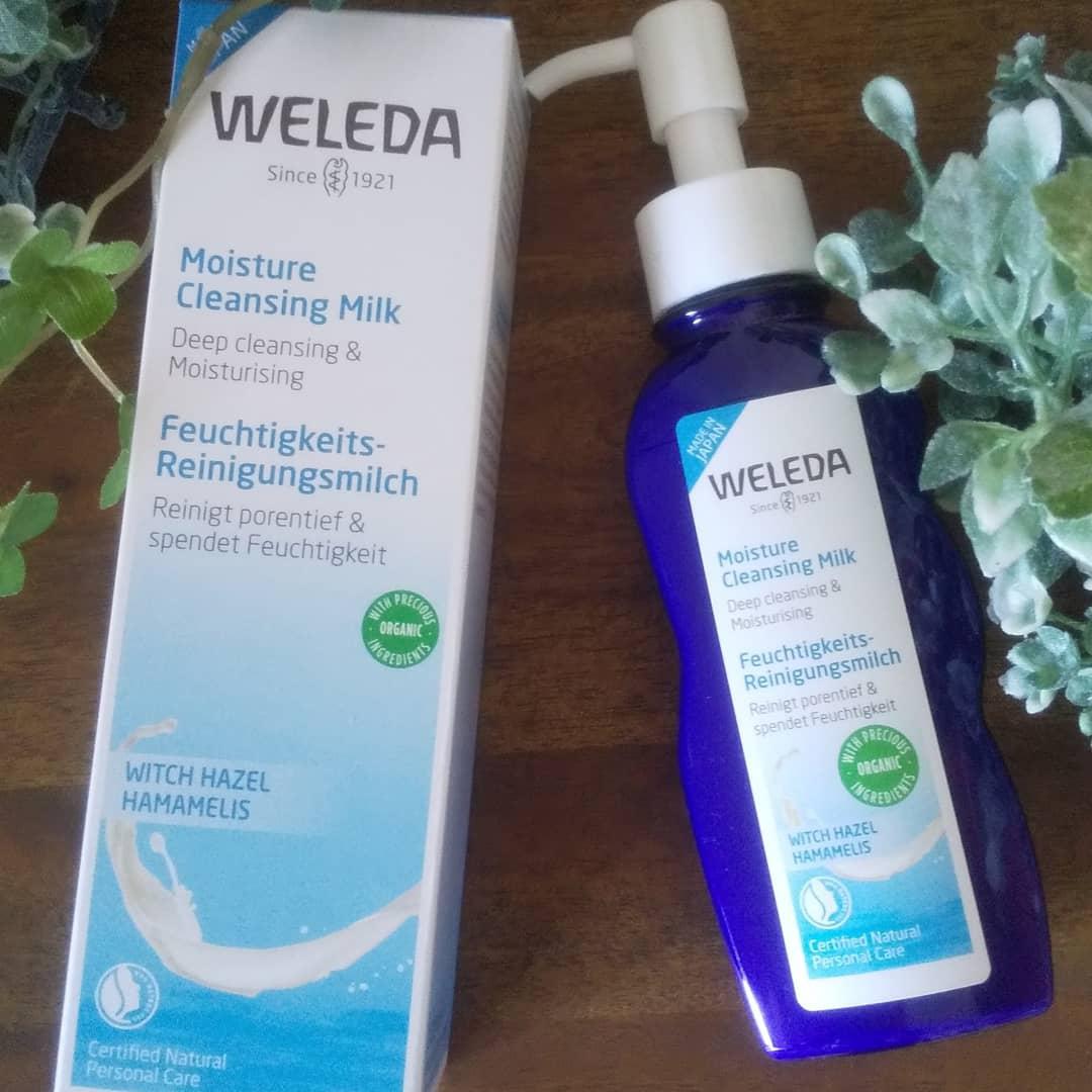 WELEDA(ヴェレダ) モイスチャー クレンジングミルクの良い点・メリットに関するすずにゃん子さんの口コミ画像2