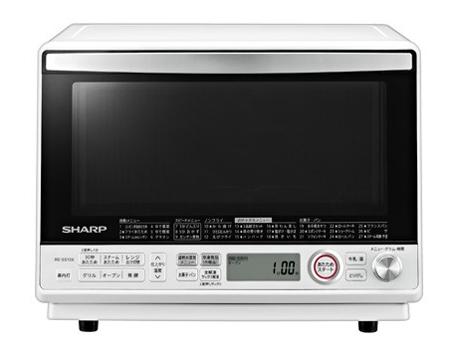 SHARP(シャープ)過熱水蒸気 オーブンレンジ RE-SS10-Xを使った paseri さんの口コミ画像1