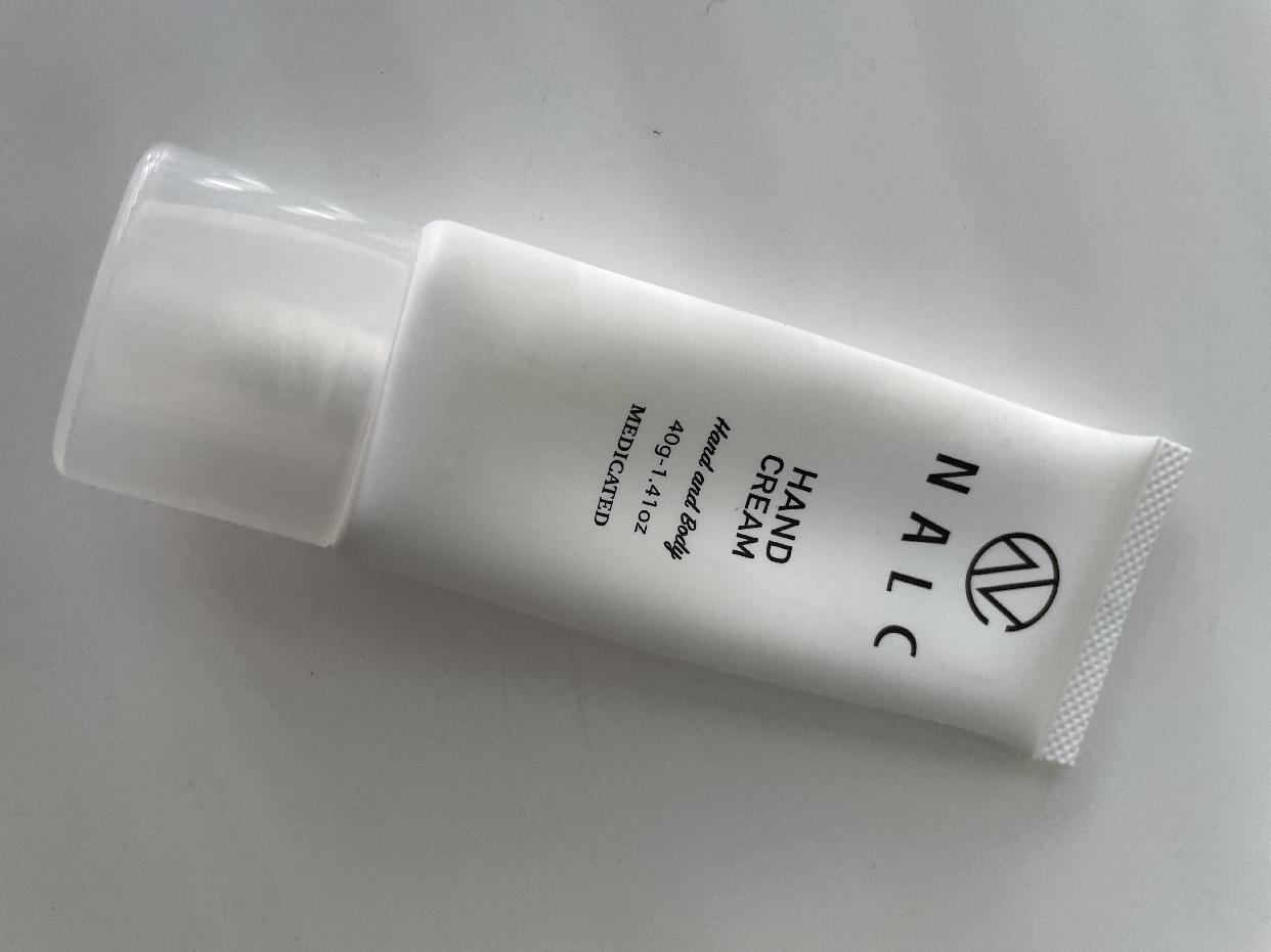 NALC(ナルク)薬用ヘパリンハンドクリームを使った橋本 麻衣子さんのクチコミ画像1