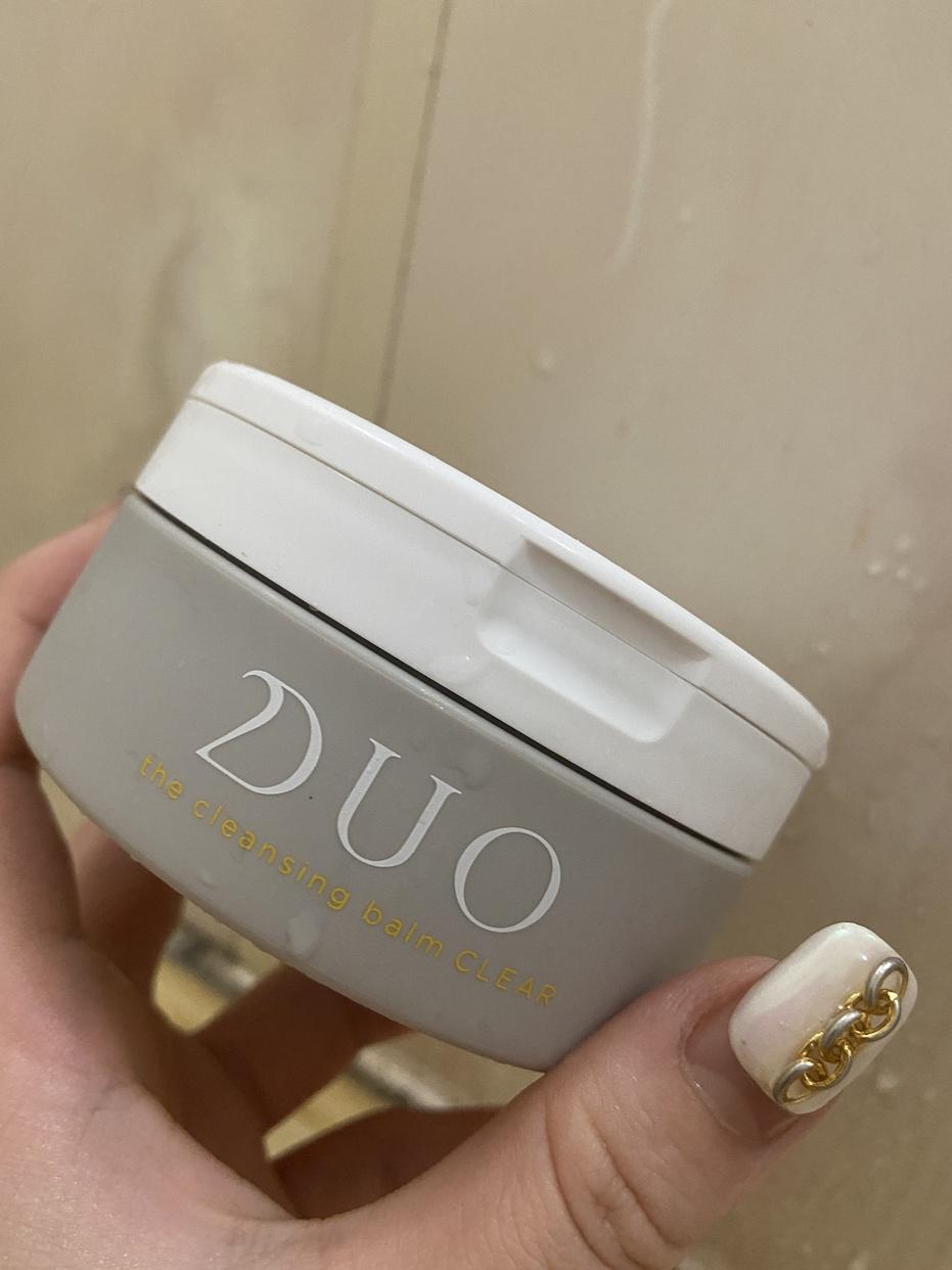 DUO(デュオ) ザ クレンジングバーム クリアを使ったMomokaさんのクチコミ画像1