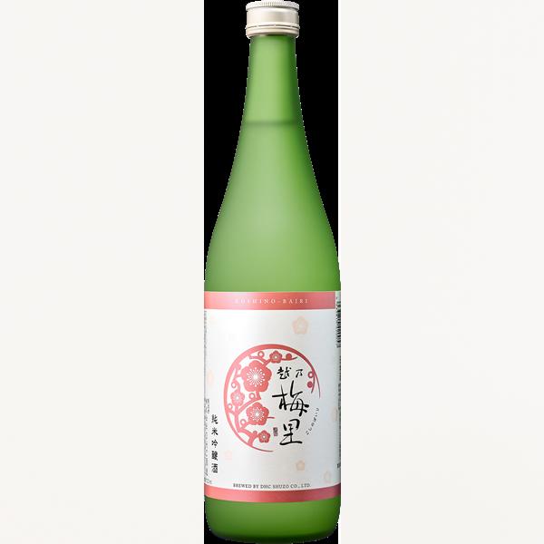 DHC(ディーエイチシー) 越乃梅里 純米吟醸の良い点・メリットに関するBECKさんの口コミ画像1