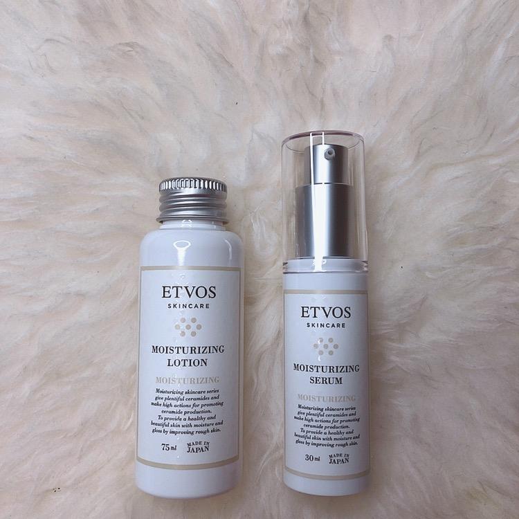 ETVOS(エトヴォス) モイスチャライジングローションを使ったカンナさんのクチコミ画像