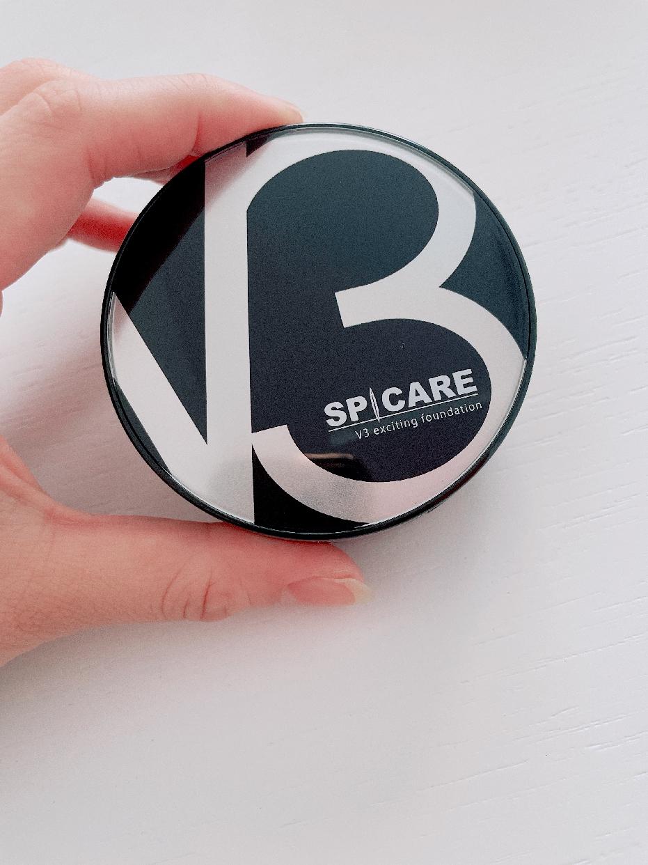 SPICARE(スピケア)V3エキサイティングファンデーションを使った             SAEさんのクチコミ画像