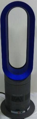 Dyson(ダイソン)Dyson Pure Hot + Cool 空気清浄ファンヒーター HP04WSを使った田中美帆さんのクチコミ画像1