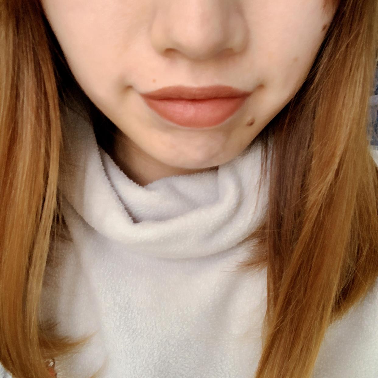 UZU BY FLOWFUSHI(ウズ バイ フローフシ)38℃/99℉ LIPSTICKを使った ままたろさんのクチコミ画像