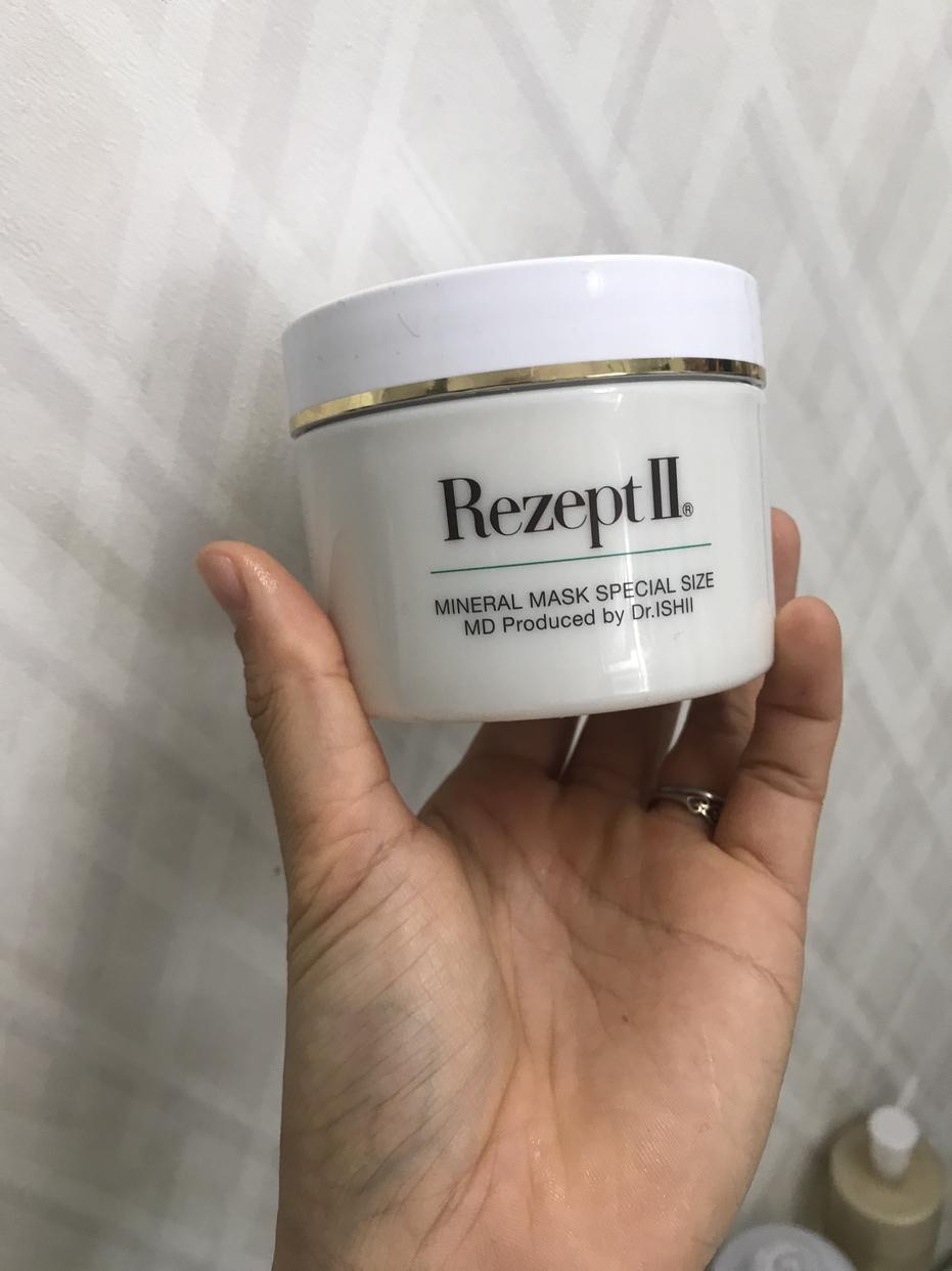 Rezept Ⅱ(レセプト ツー) ミネラルマスクを使ったpikaさんのクチコミ画像1