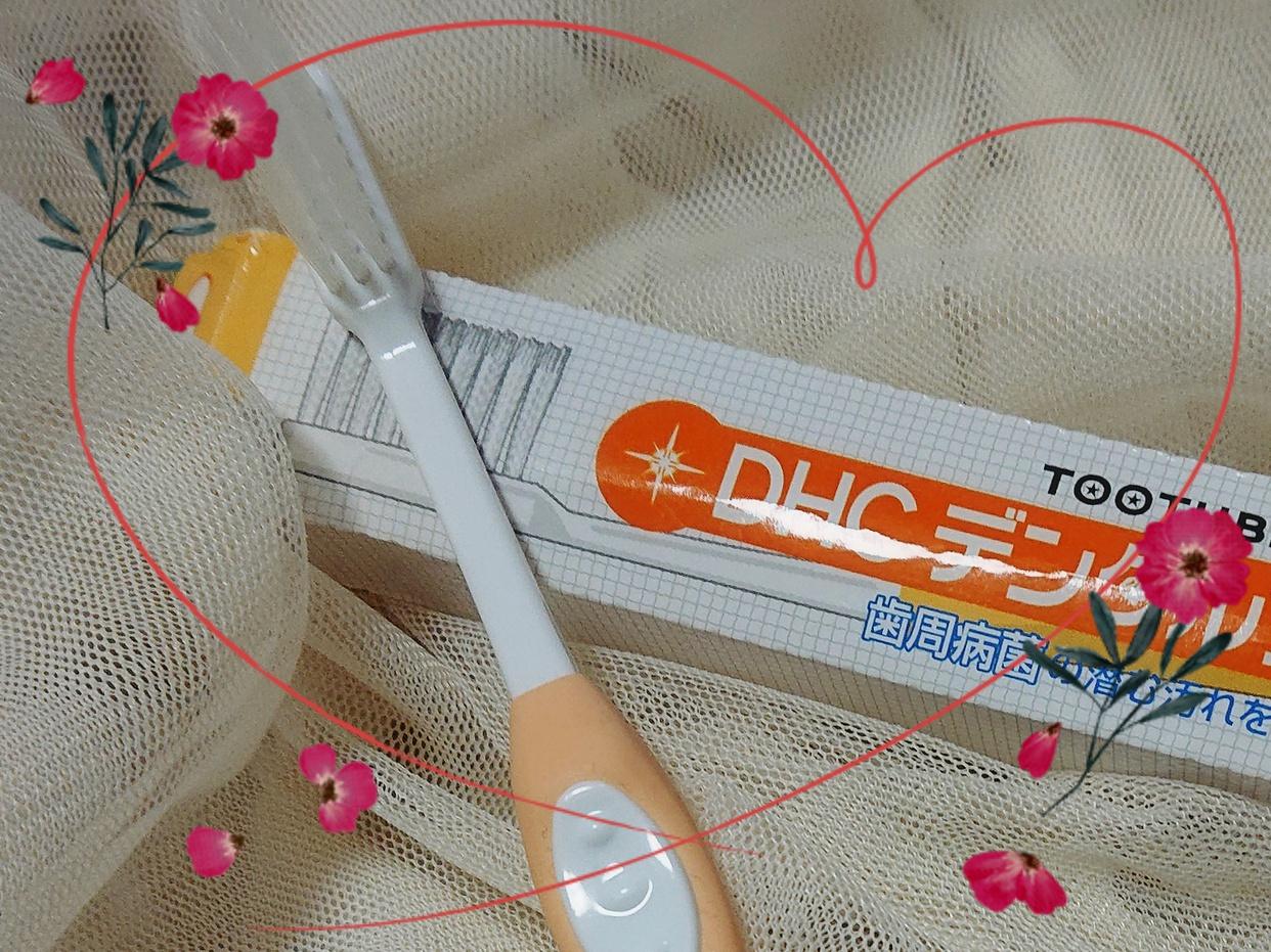 DHC(ディーエイチ―シー) デンタルブラシの良い点・メリットに関するにるさんの口コミ画像1