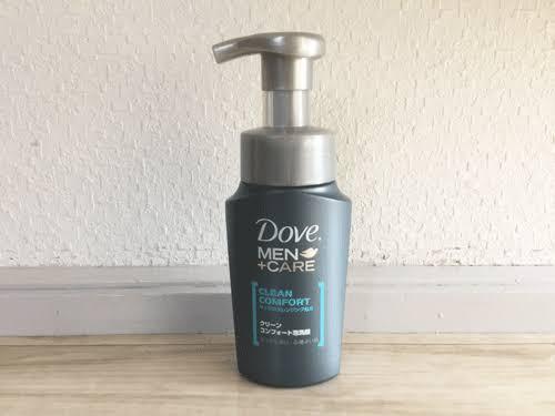 Dove(ダヴ) MEN+CARE クリーンコンフォート 泡洗顔を使った伊藤 欣也さんのクチコミ画像1
