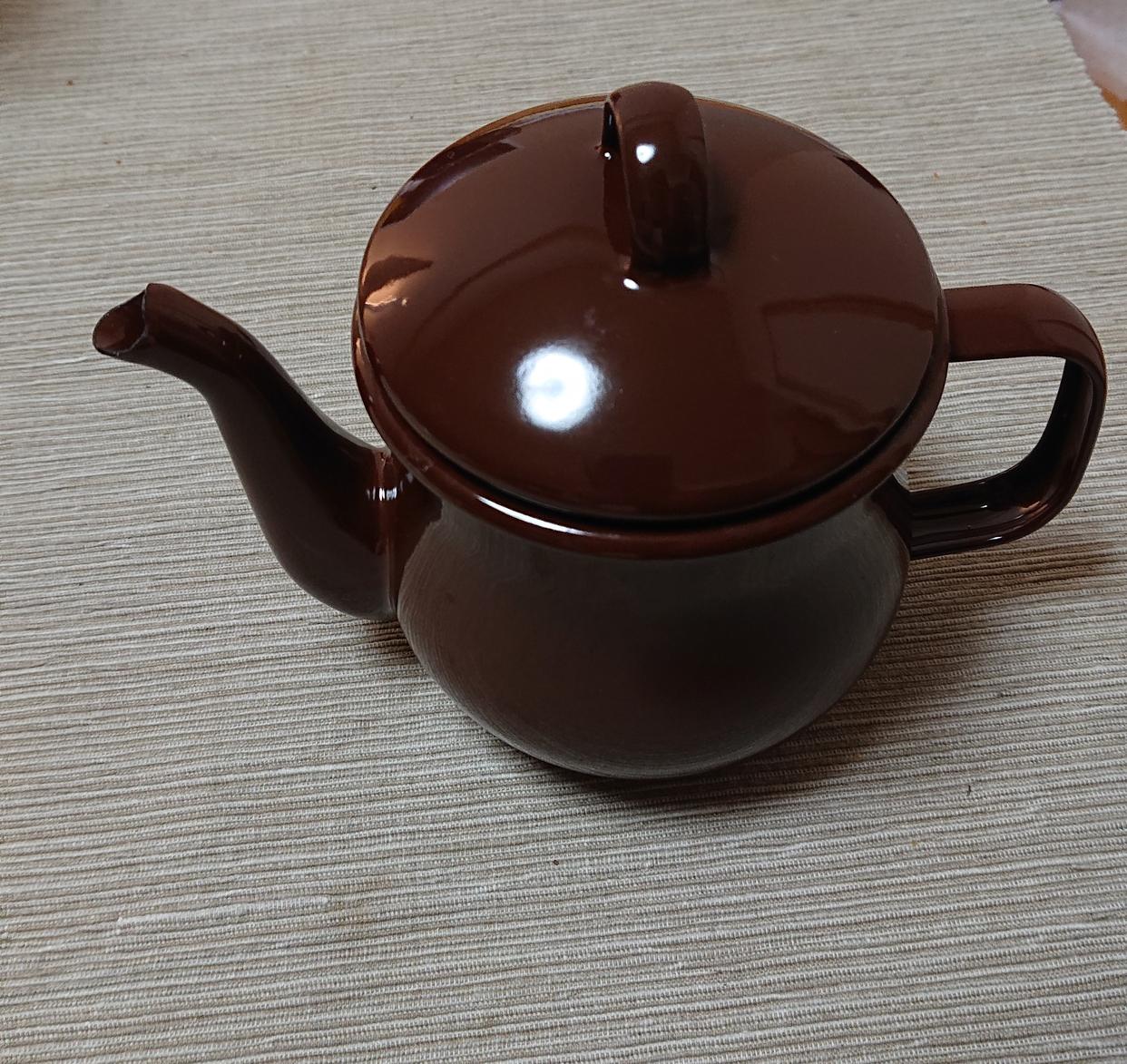 Afternoon Tea LIVING(アフタヌーンティーリビング)ホーローポットを使った鈴木 まさ美さんのクチコミ画像1
