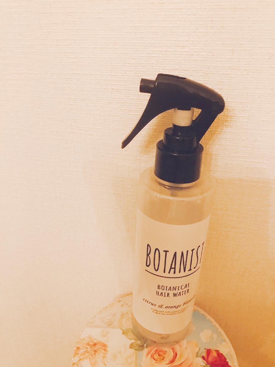 BOTANIST(ボタニスト)ボタニカルヘアウォーターを使った星希さんのクチコミ画像1