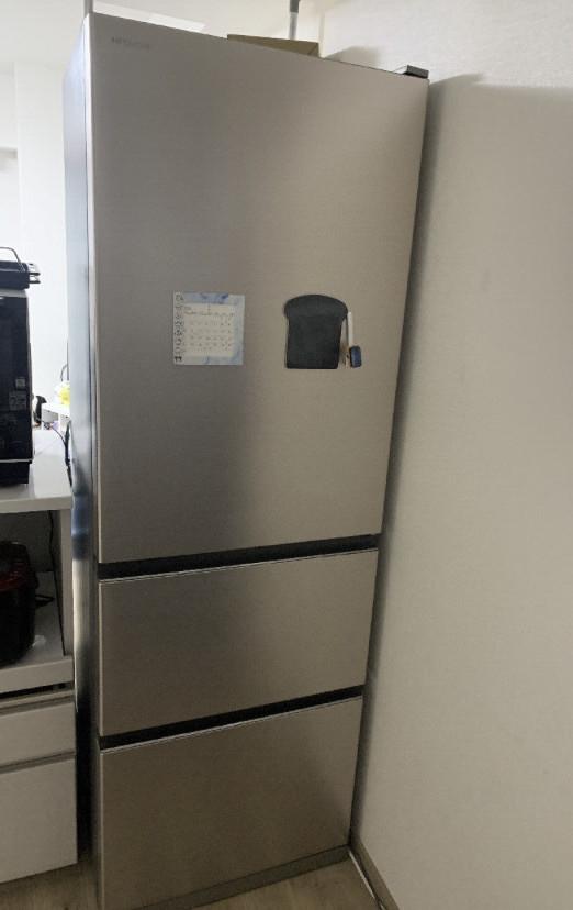 日立(ひたち)うるおいチルド 冷蔵庫 R-V38KVを使った のっぽちゃんさんの口コミ画像1
