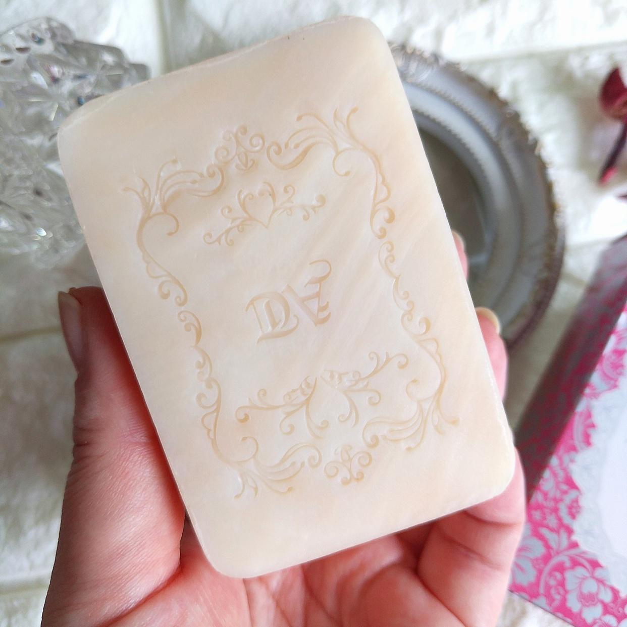 麗凍化粧品(Reitou Cosme) 薔薇はちみつ石鹸を使ったまるもふさんのクチコミ画像3