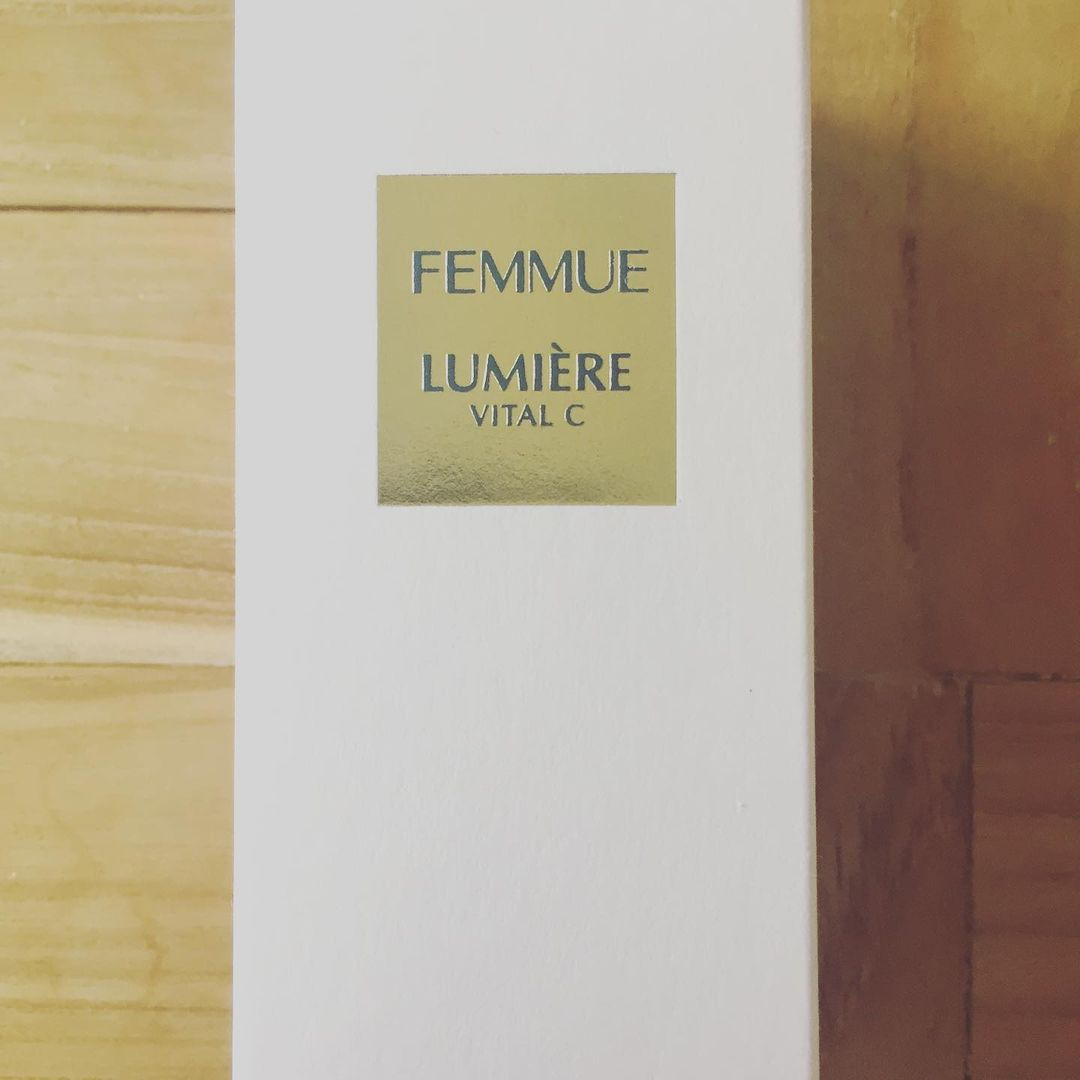 FEMMUE(ファミュ) ルミエール ヴァイタルCの良い点・メリットに関するNachiさんの口コミ画像2