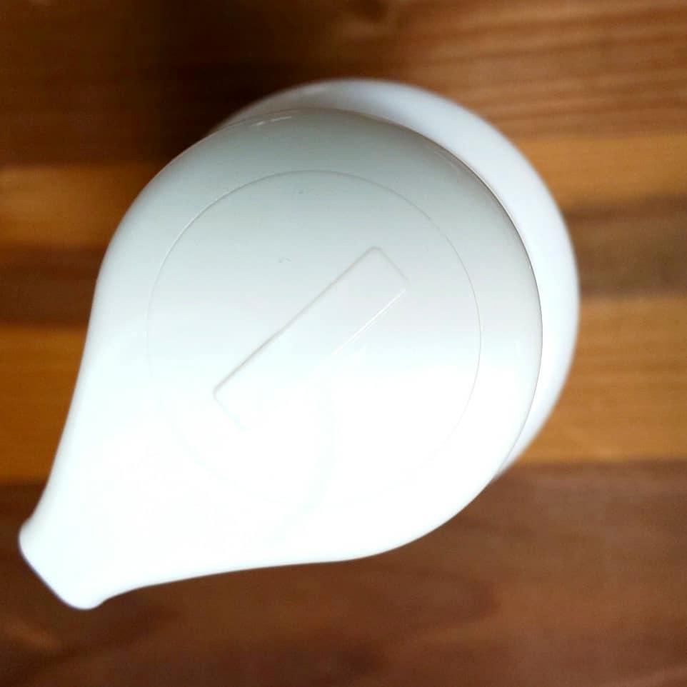 natu savon select(ナチュサボン セレクト) ホワイト 泡ボディウォッシュを使ったこまりさんのクチコミ画像3