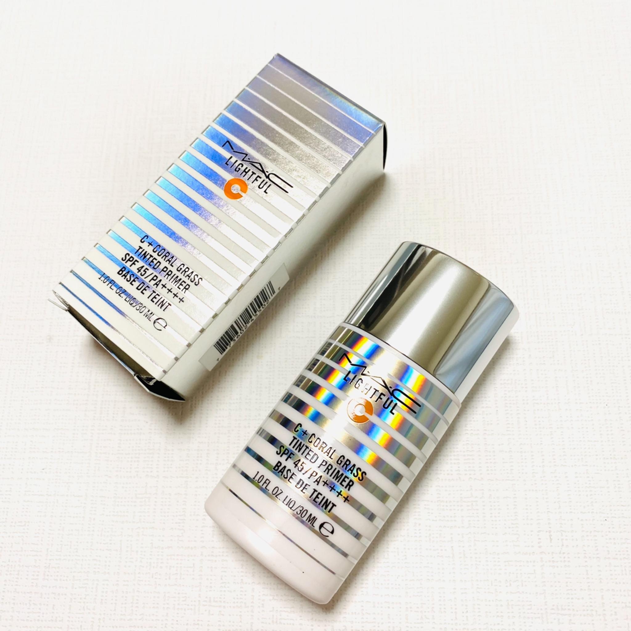M・A・C(マック)ライトフル C+ ティンティッド プライマー SPF 45を使ったminoriさんのクチコミ画像3