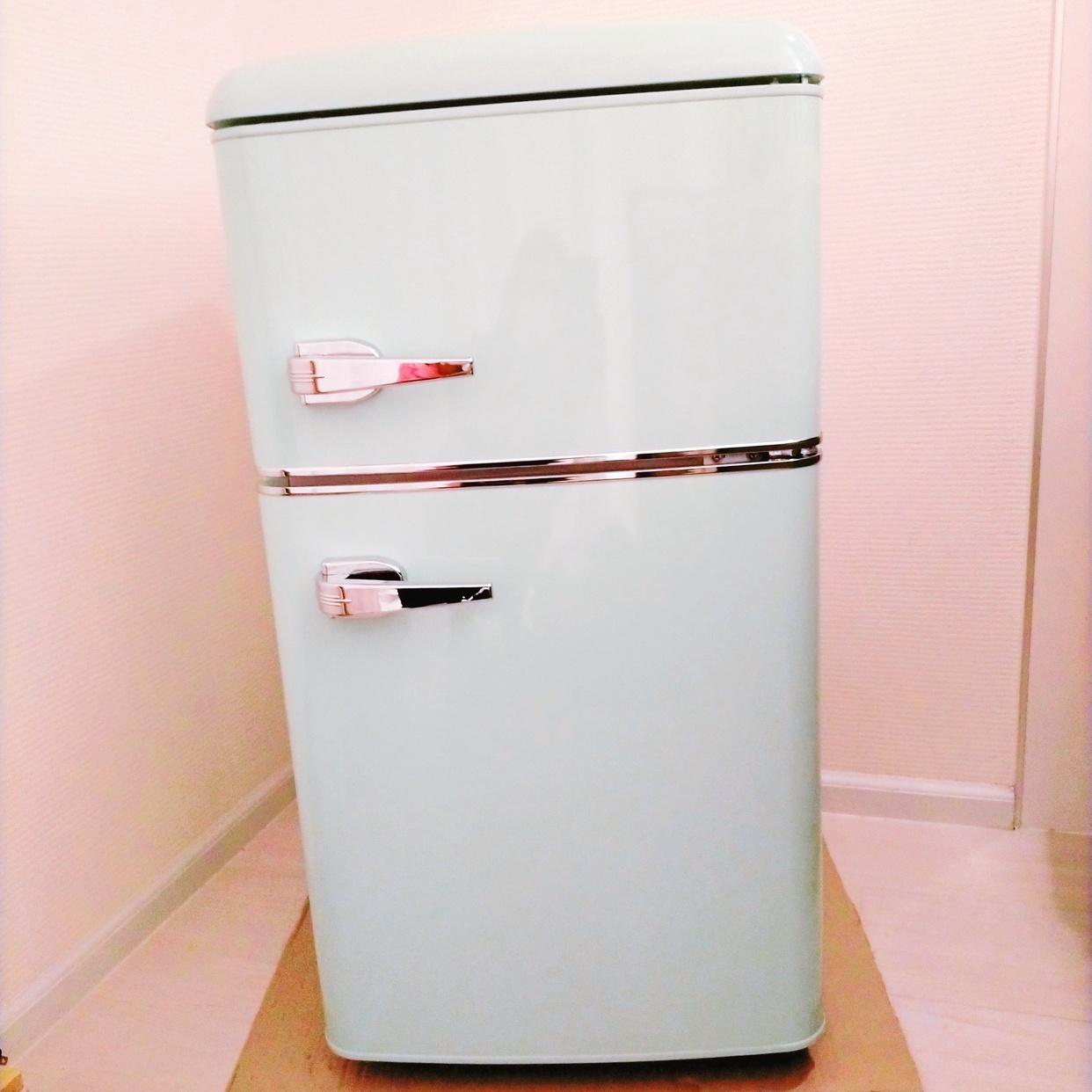 IRIS OHYAMA(アイリスオーヤマ)ノンフロン冷凍冷蔵庫 PRR-082Dを使ったゆいままさんのクチコミ画像1