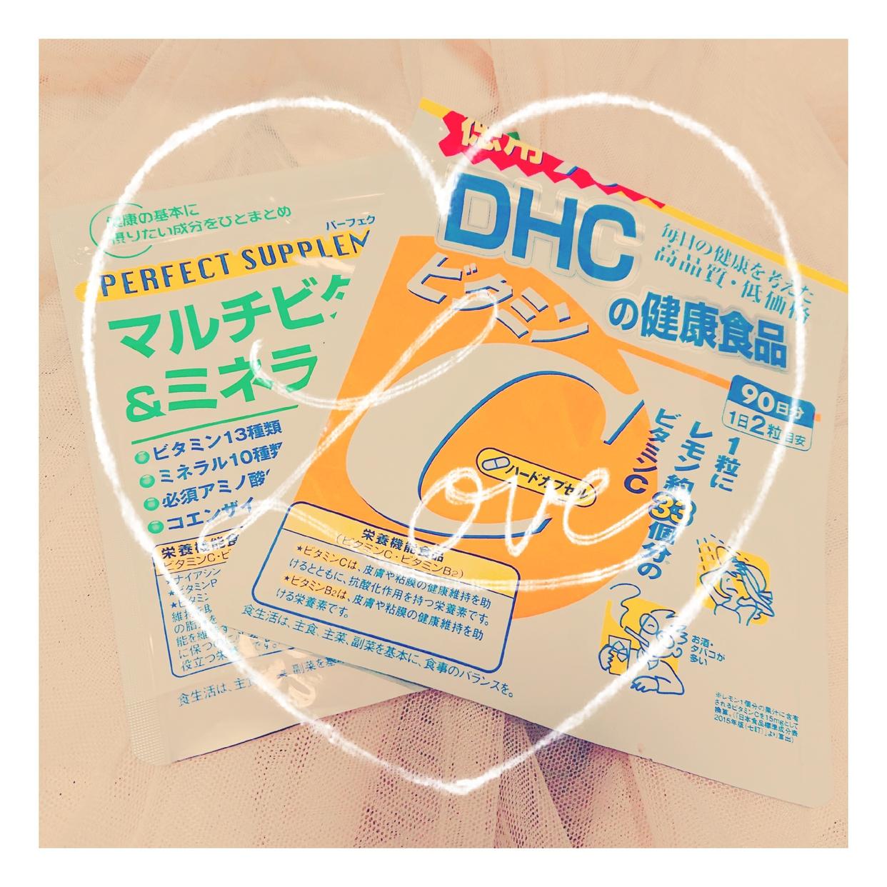 DHC(ディーエイチシー)パーフェクトサプリ マルチビタミン&ミネラルを使ったにるさんのクチコミ画像