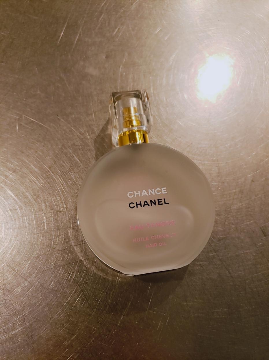 CHANEL(シャネル)チャンス オー タンドゥル ヘア オイルを使ったyamazoeさんのクチコミ画像