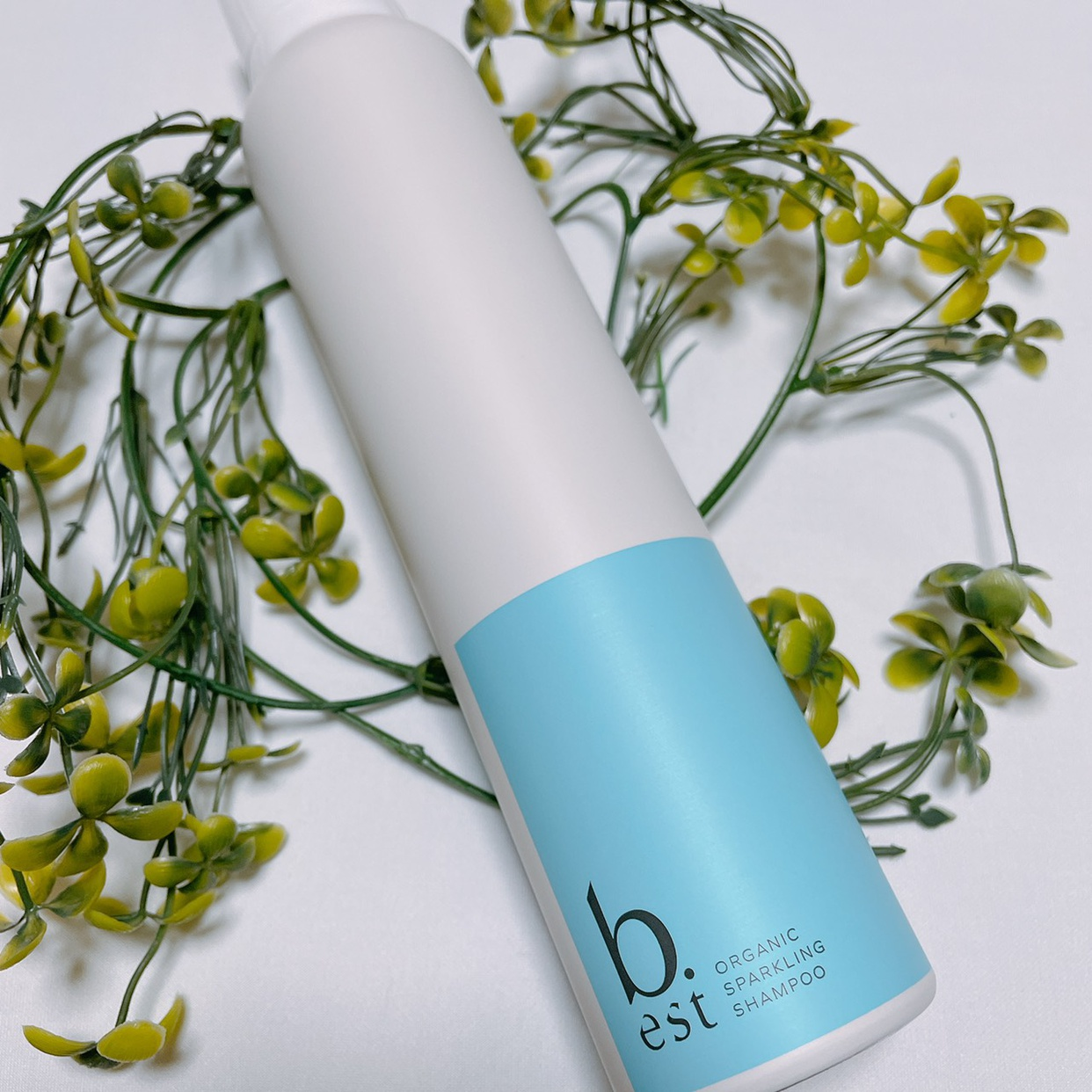 b.est(ビーエスト)organic sparkling shampooを使ったおやついりこさんのクチコミ画像