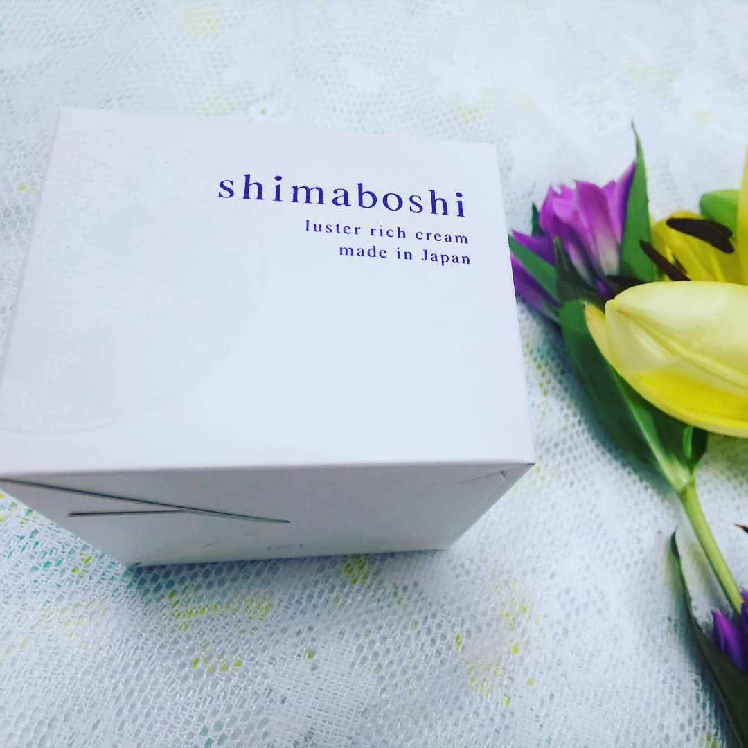 shimaboshi(シマボシ) ラスターリッチクリームの良い点・メリットに関するティンカーベル0908さんの口コミ画像1