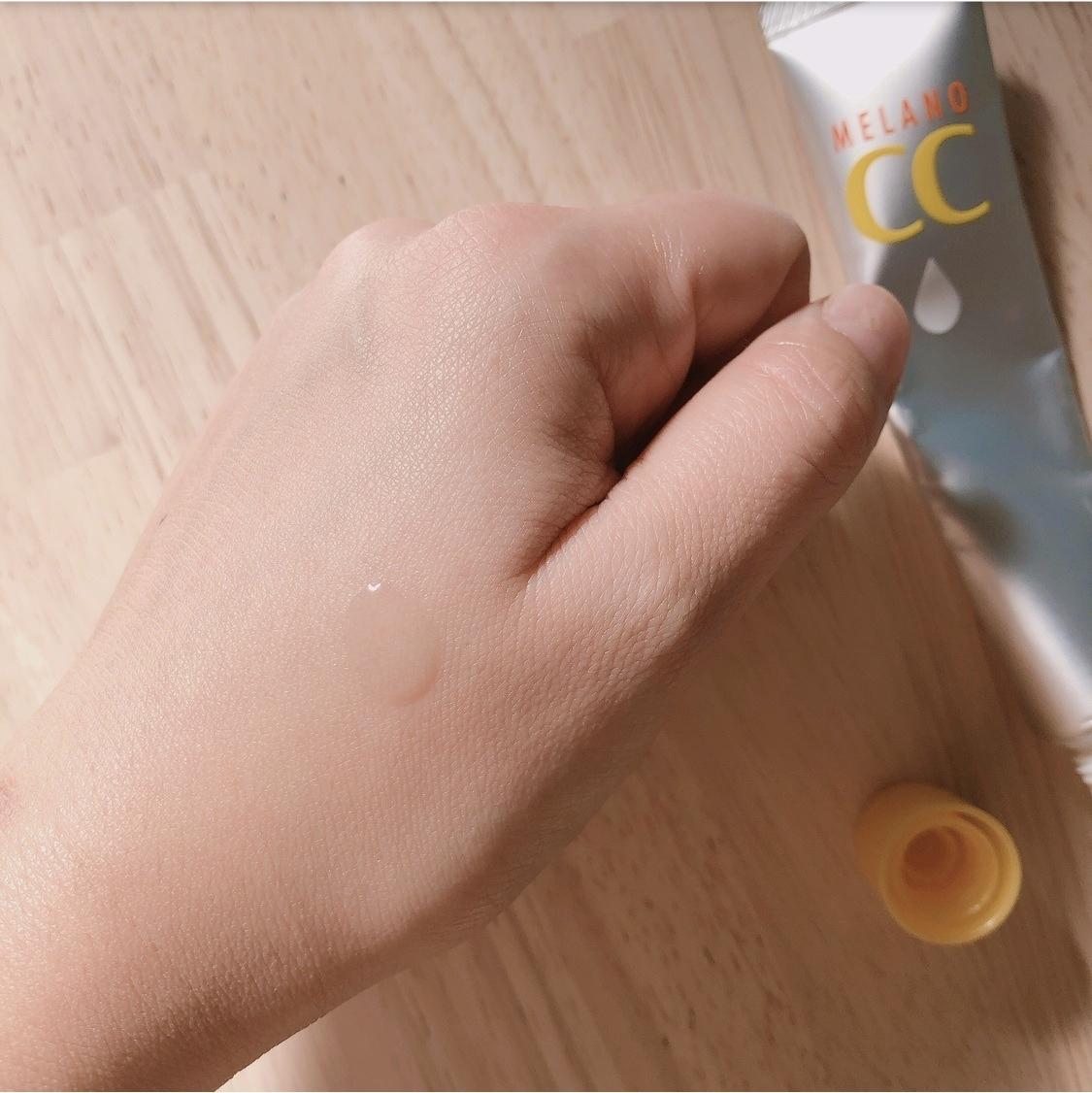 メラノCC 薬用 しみ 集中対策 美容液を使ったみーさん¨̮⸝⋆さんのクチコミ画像2
