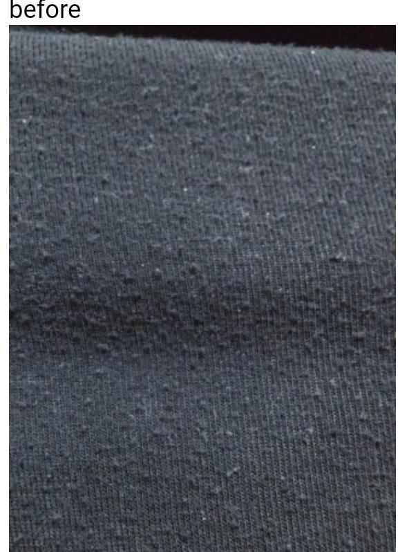 ネオシード 毛玉取りブラシに関するバドママ*さんの口コミ画像3