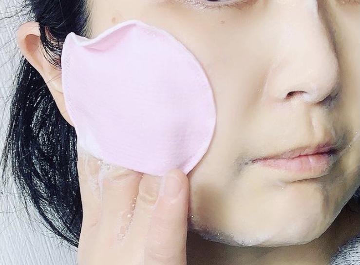 PUFFY POD(パフィーポッド) 洗顔パッドを使ったれなさんのクチコミ画像3
