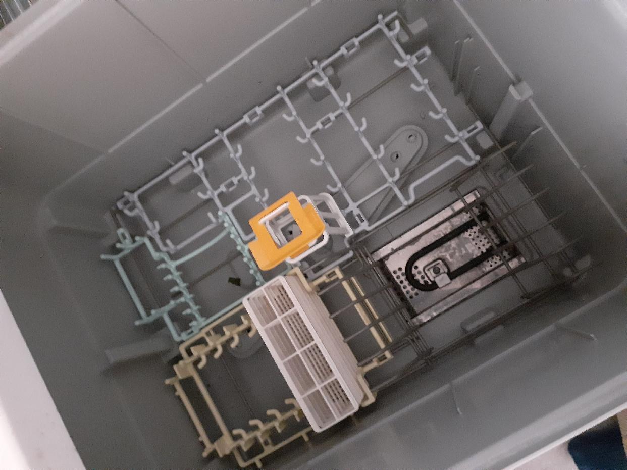 三菱電機(MITSUBISHI ELECTRIC)EW-45R2S (ビルトイン食器洗い乾燥機)を使ったhoaさんのクチコミ画像1